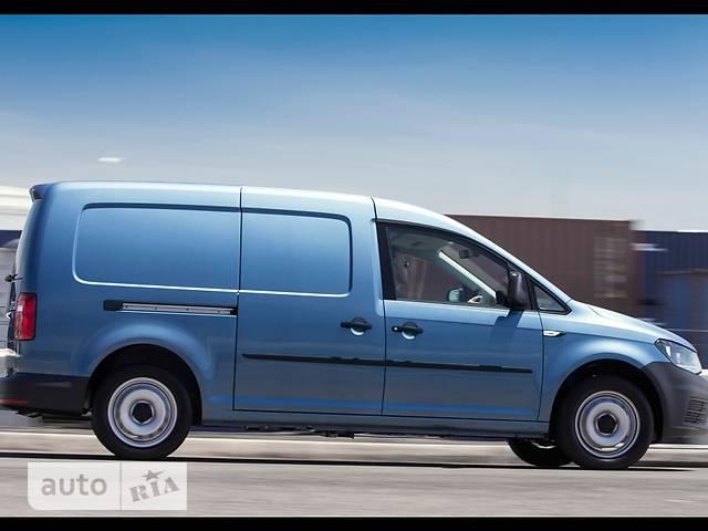 Volkswagen Caddy груз. New 2.0 TDI MT (103 kw) Maxi Basis