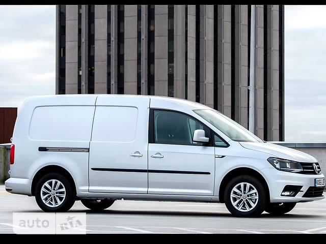 Volkswagen Caddy груз. New 2.0 TDI MT (103 kw) Maxi Basis