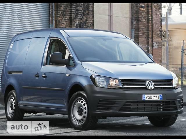 Volkswagen Caddy груз. New 2.0 TDI АT (103 kw) Maxi Basis