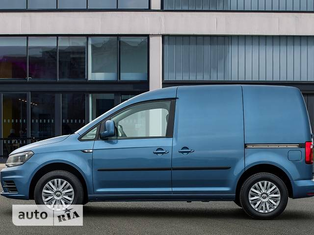 Volkswagen Caddy груз. New 1.6MPI MT (81 kw) Basis