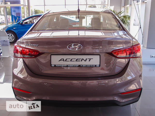 Hyundai Accent HC 1.4 MPI AT (100 л.с.) Comfort