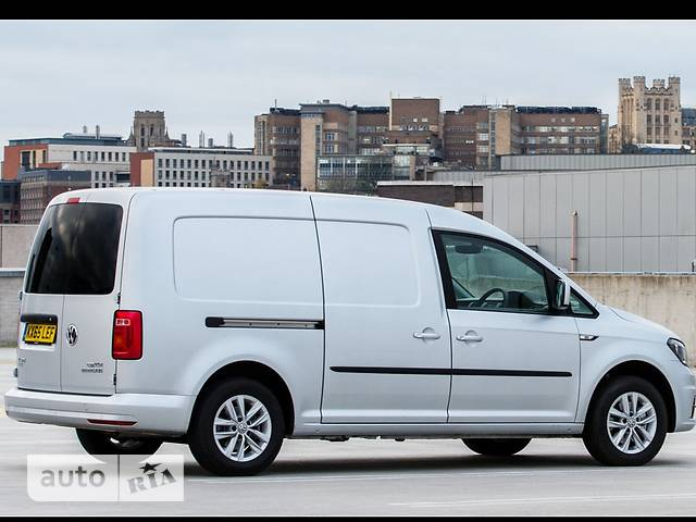 Volkswagen Caddy груз. New 1.6 TDI АT (75 kw) Maxi Basis