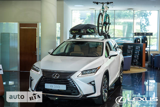 Lexus RX 350L AT (294 л.с.) AWD Executive+