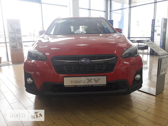 Subaru XV 2.0i-S CVT Lineartronic (156 л.с.) AWD ZG EyeSight