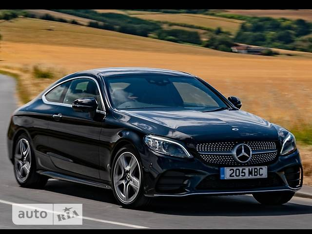Mercedes-Benz C-Class 250d G-Tronic (204 л.с.) 4Matic base