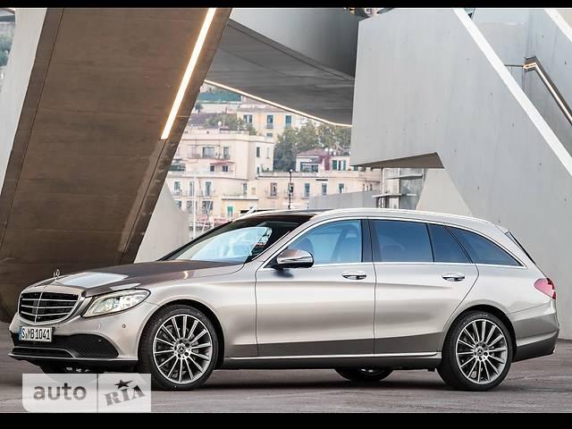 Mercedes-Benz C-Class 160 G-Tronic (129 л.с.) base