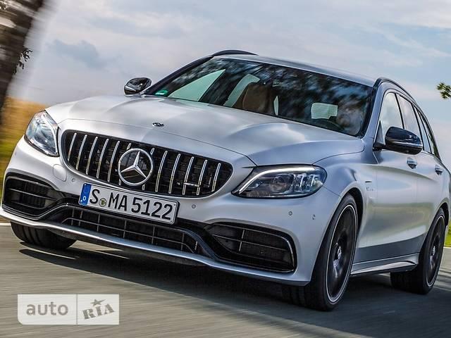 Mercedes-Benz C-Class Mercedes-AMG C43 TCT (390 л.с.) 4Matic base