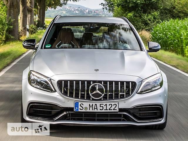 Mercedes-Benz C-Class Mercedes-AMG C43 AT (367 л.с.) base