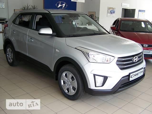Hyundai Creta FL 1.6 DOHC AT (123 л.с.) 2WD Active