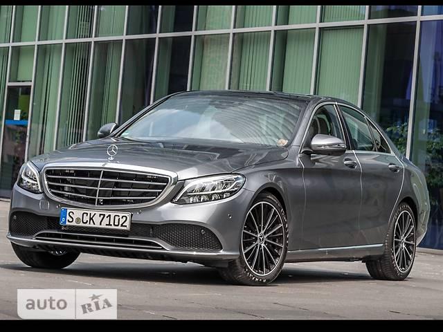 Mercedes-Benz C-Class 180d MT (122 л.с.) base