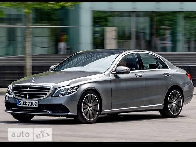Mercedes-Benz C-Class 180 G-Tronic (156 л.с.) base