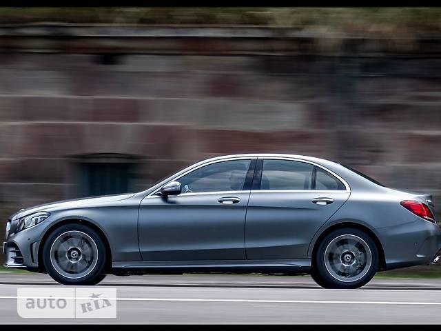 Mercedes-Benz C-Class 300 G-Tronic (258 л.с.) 4Matic base
