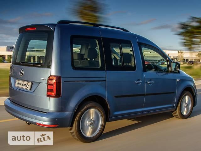 Volkswagen Caddy пасс. New 2.0 TDI AT (103 kw) 4Motion Comfortline