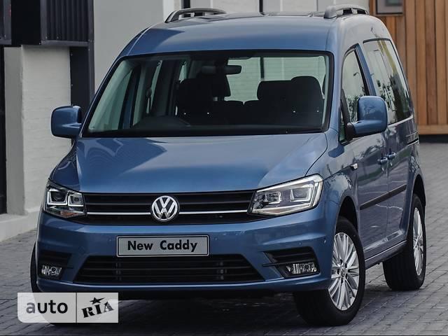 Volkswagen Caddy пасс. New 1.6 MT (81 kw) Conceptline