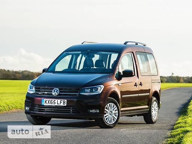 Volkswagen Caddy пасс. New 2.0 TDI AT (103 kw) Trendline