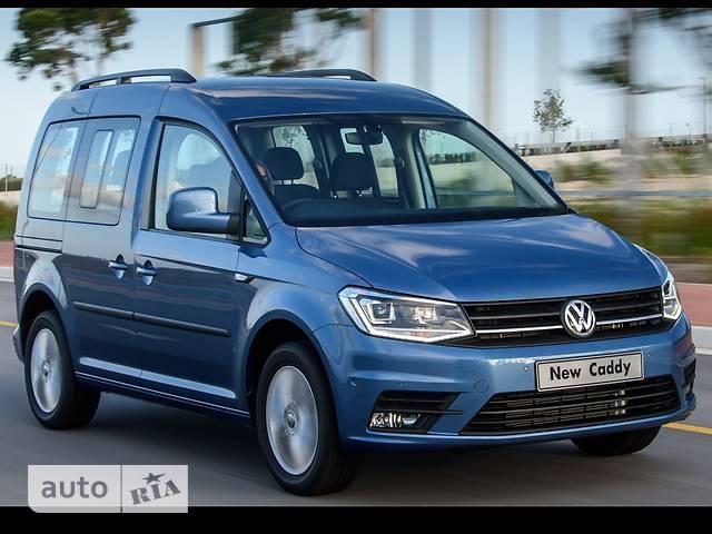 Volkswagen Caddy пасс. New 1.6 TDI MT (55 kw) Conceptline Origin