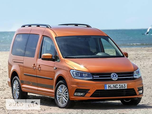 Volkswagen Caddy пасс. New 2.0 TDI MT (81 kw) Maxi 4Motion Comfortline