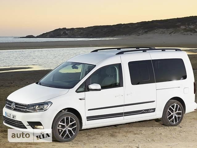 Volkswagen Caddy пасс. New 2.0 TDI MT (103 kw) Maxi  Basis