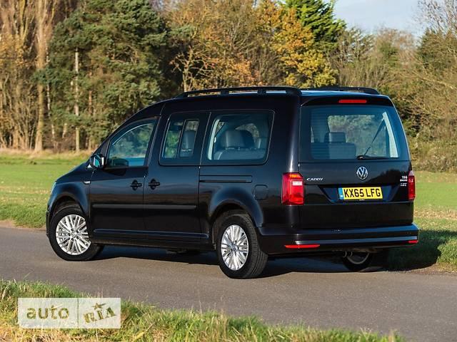 Volkswagen Caddy пасс. New 2.0 TDI АT (103 kw) Maxi  Basis