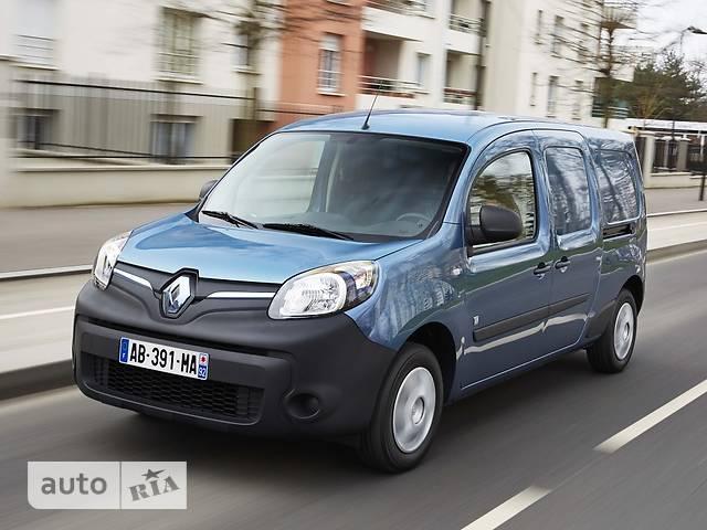 Renault Kangoo груз. Z.E.33 MT (60 л.с.) Maxi