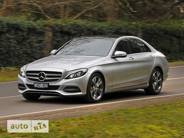 Mercedes-Benz C-Class С 160 MT (129 л.с.)