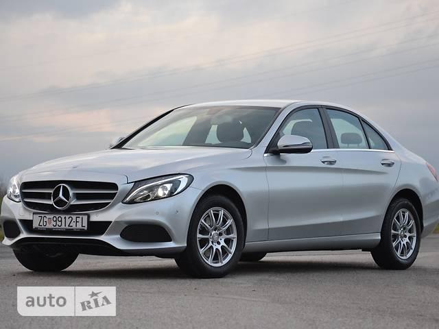 Mercedes-Benz C-Class C 180d АТ (116 л.с.)