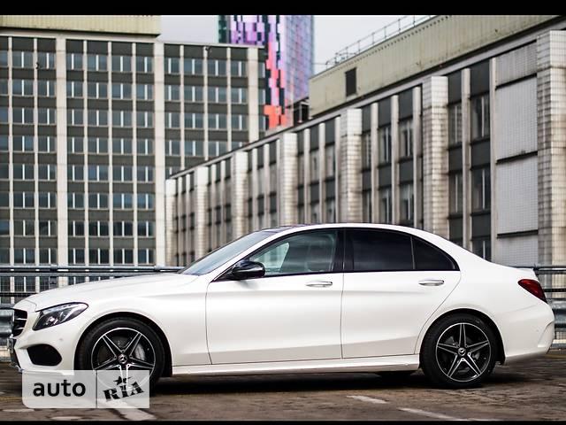 Mercedes-Benz C-Class C 220d АТ (170 л.с.)