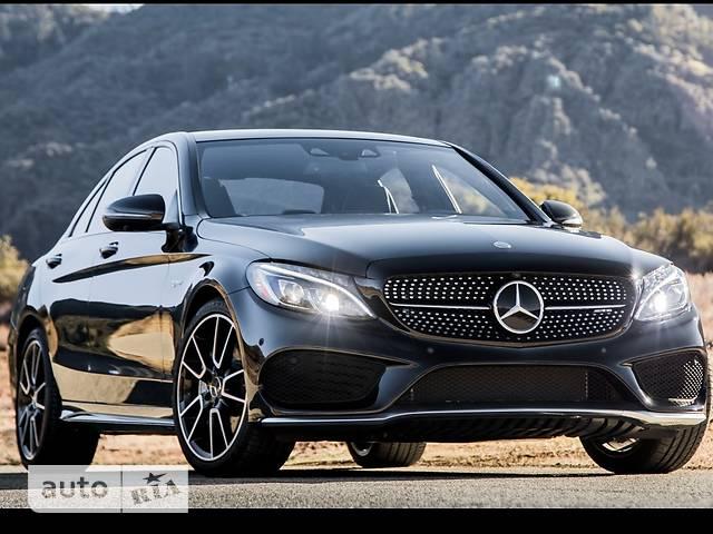 Mercedes-Benz C-Class Mercedes-AMG С 43 AT (367 л.с.) 4Matic