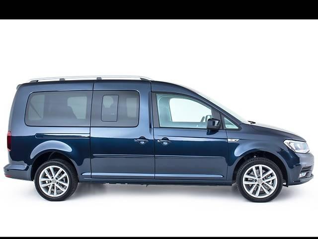 Volkswagen Caddy пасс. New 2.0 TDI АT (103 kw) Maxi  Comfortline