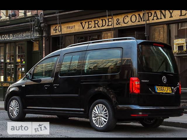 Volkswagen Caddy пасс. New 2.0 TDI АT (103 kw) Maxi  Highline