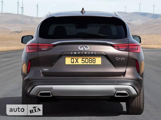 Infiniti QX50 2.0i CVT (249 л.с.) AWD Autograph Proactive