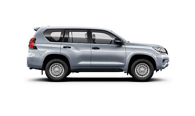 Toyota Land Cruiser Prado FL 2.7L AT (163 л.с.) 4WD Comfort