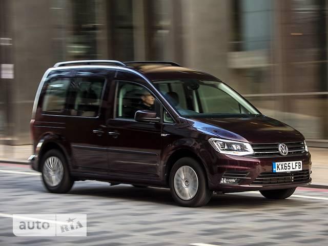 Volkswagen Caddy пасс. New 2.0 TDI MT (75 kw) Trendline