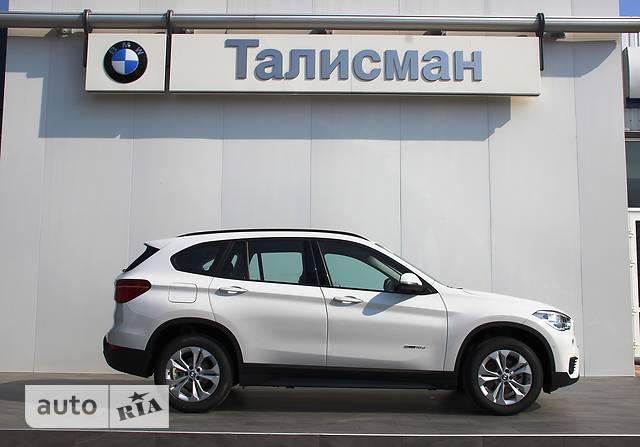 BMW X1 F48 18d MT (150 л.с.) xDrive base