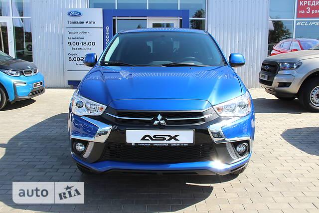 Mitsubishi ASX 1.6 MT (117 л.с.) Invite +