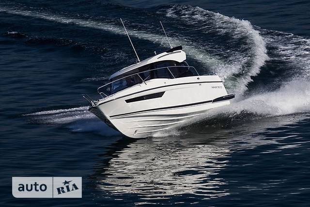 Parker 750 Cabin Cruise