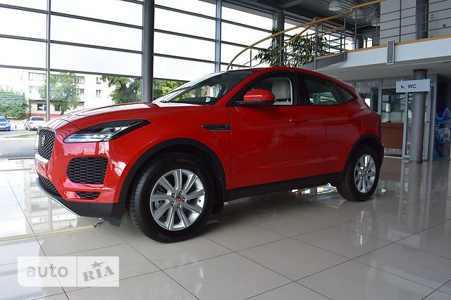 Jaguar E-Pace 2.0D AT (150 л.с.) AWD S