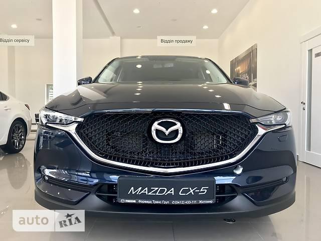 Mazda CX-5 2.0 AT (165 л.с.) 2WD Touring