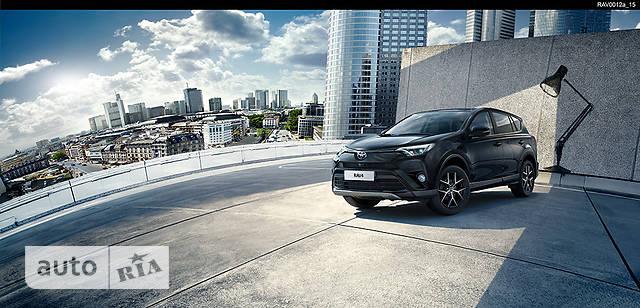 Toyota Rav 4 New 2.0 CVT (146 л.с.) 4WD Lounge