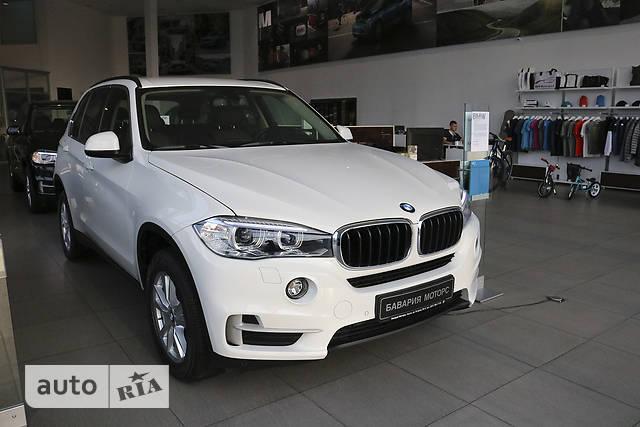 BMW X5 F15 25d AT (231 л.с.) xDrive