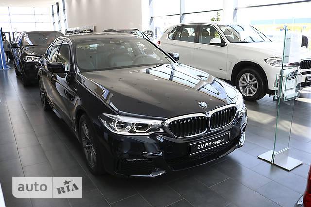 BMW 5 Series G31 540i АT (340 л.с.) xDrive