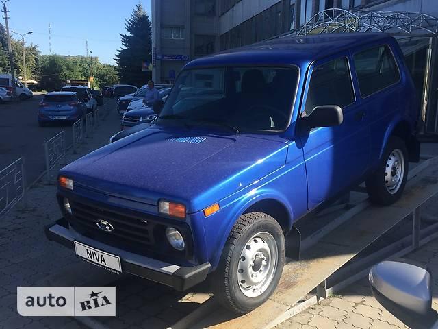 Lada 4x4 1.7 МТ (83 л.с.) 21214-031-50 Standard