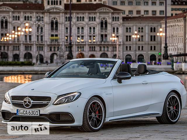 Mercedes-Benz C-Class Mercedes-AMG C 63 S AT (510 л.с.)