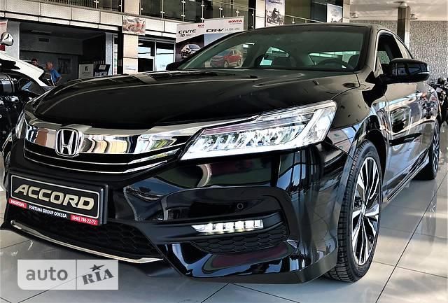 Honda Accord 2.4 CVT (180 л.с.) Sport