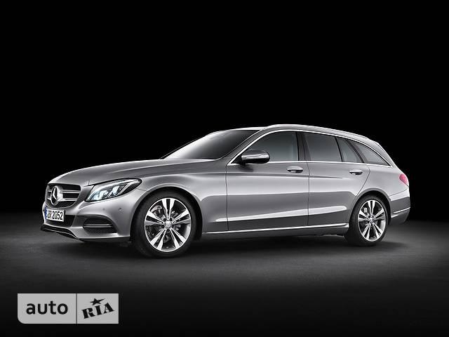 Mercedes-Benz C-Class C 160 MT (129 л.с.)