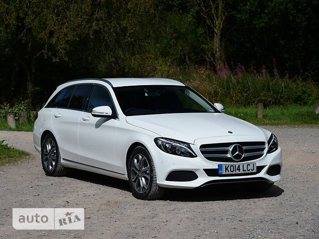 Mercedes-Benz C-Class C 220d AT (170 л.с.) 4Matic
