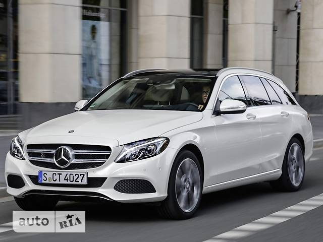 Mercedes-Benz C-Class C 300 AT (204 л.с.) Hybrid