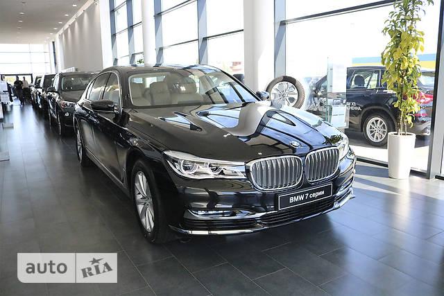 BMW 7 Series G12 730Ld AT (265 л.с.)