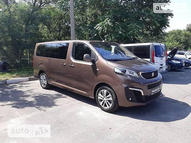 Peugeot Traveller 2.0 HDi AT (150 л.с.) L2 VIP