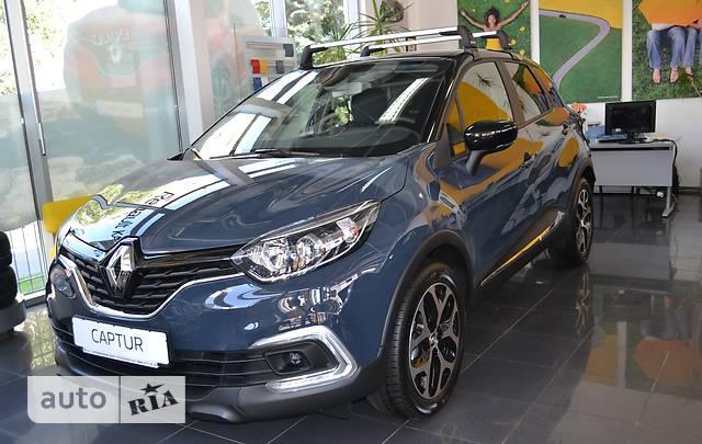 Renault Captur New 1.5D АТ (90 л.с.) Zen